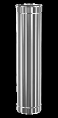 d.220 teava 1000 mm (inox 304)