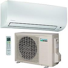 Conditioner DAIKIN FTXP25K3+RXP25K3 A++ 25m2 9000BTU Inverter