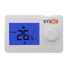 Термостат электронный беспроводной Stege WT100RF