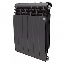 Биметаллический радиатор Royal Thermo Biliner black 500