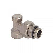 Кран угловой обратка для радиатора Bianchi 1/2 - 1/2 MF