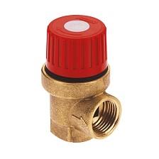Взрывной бронзовый клапан 3 bar ICMA 1/2 - 1/2 MF
