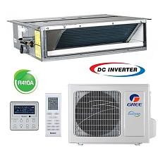 Conditioner de tip canal inverter Gree U-MATCH GFH30K3FI+GUHD30NK3FO 30000 BTU