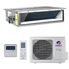 Conditioner de tip canal on/off Gree U-MATCH GU160PS/A1-K + GU160W/A1-M 60000 BTU