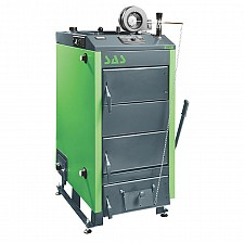 Cazan pe combustibil solid SAS MI 48 kW