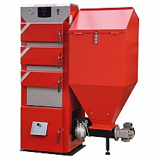 Твердотопливный котёл Stalmark DUO PID 36 kW