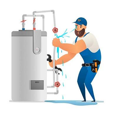 Instalarea unui boiler electric de 15L (sub chiuveta)