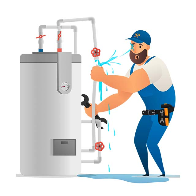 Instalarea unui boiler electric de 10L (sub chiuveta)