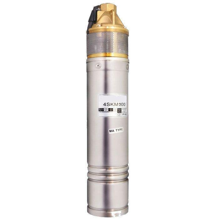 Pompa submersibila Neptun SKM200 1.5 kW pina la 140m
